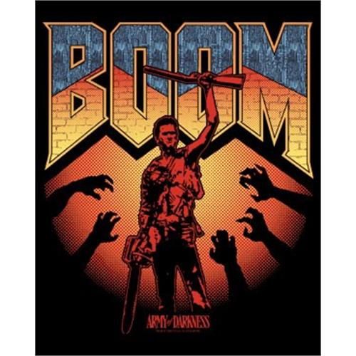 Army Of Darkness - Boom (Black)