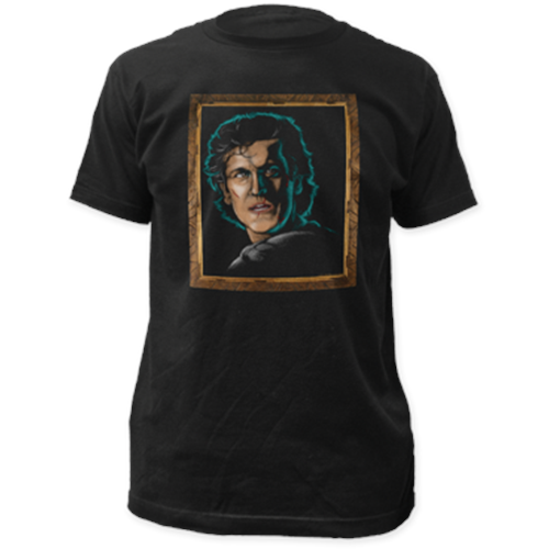 Army Of Darkness - Velvet Painting (Black)