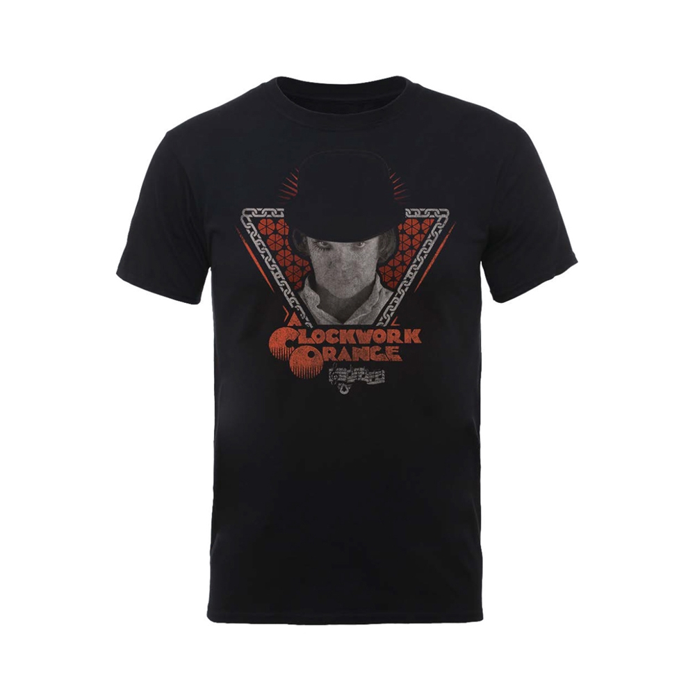 Clockwork Orange - Triangle (Black)