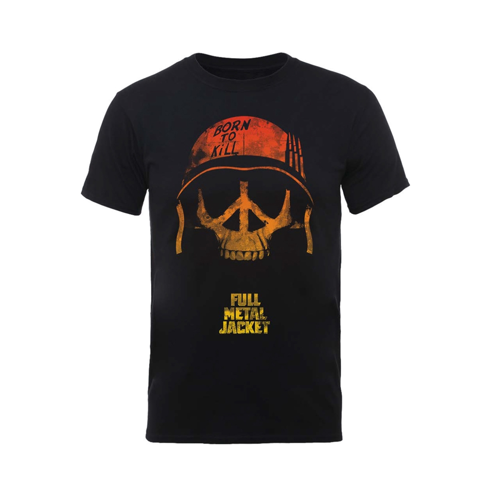 Full Metal Jacket - Skull (Black)