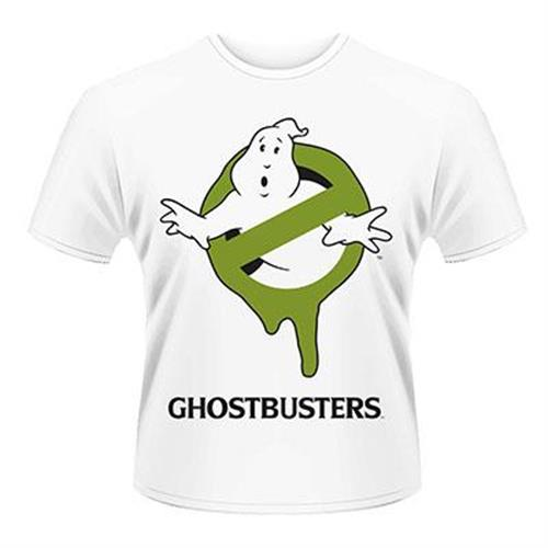 Ghostbusters - Logo Slime (White)