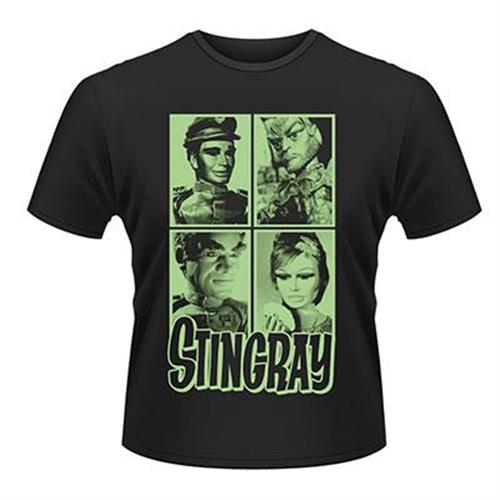Gerry Anderson - Stingray - Mug Shots (Black)