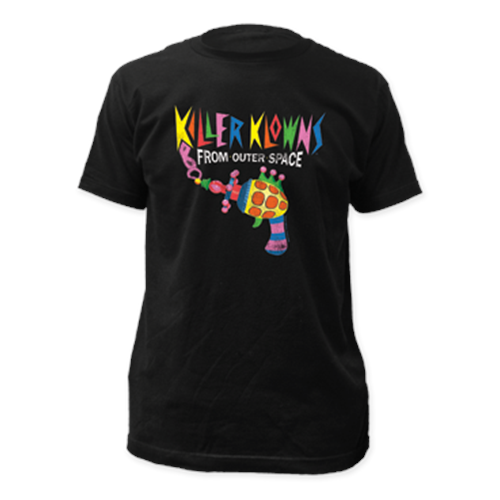 Killer Klowns From Outer Space - Popcorn Gun. Black.