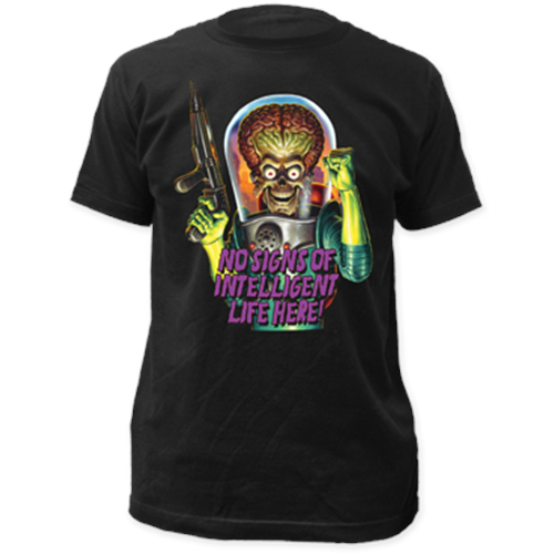Mars Attacks - Intelligent Life (Black)