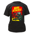 Mars Attacks : USA Import T-Shirt