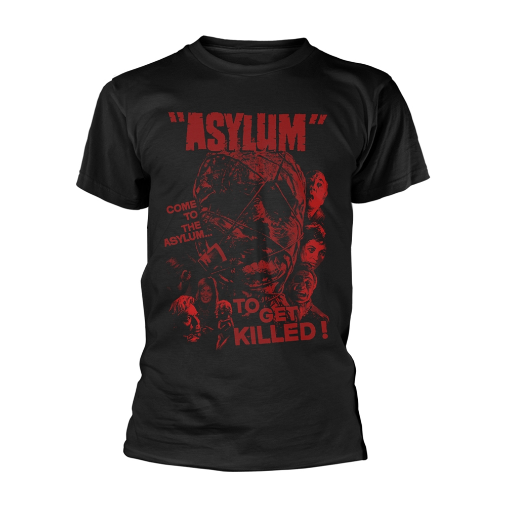 Plan 9 Movies - Asylum Red