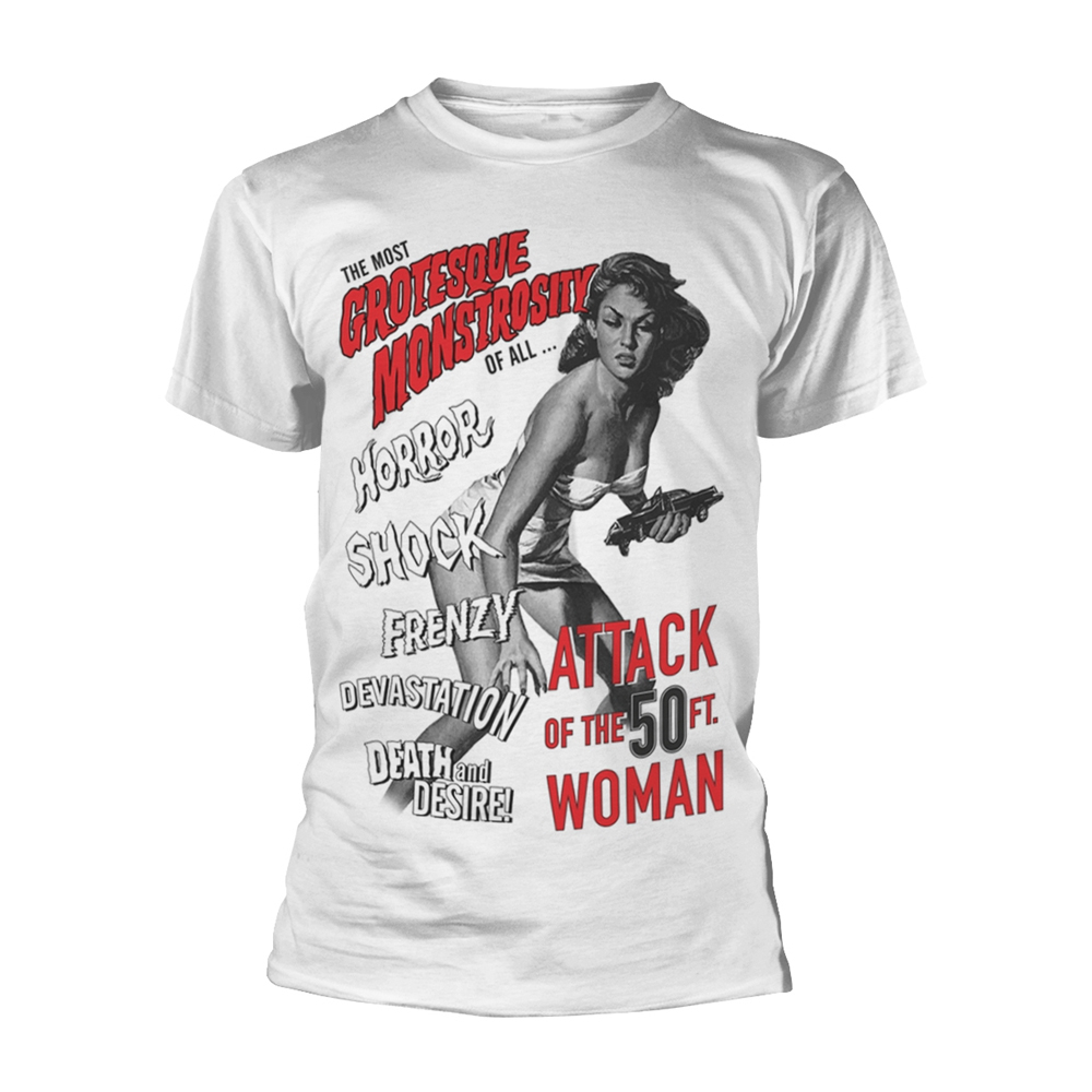 Plan 9 Movies - Attack Of The 50ft Woman - The Most Grotesque...