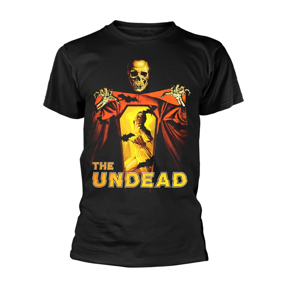 Plan 9 Movies - The Undead (Black)