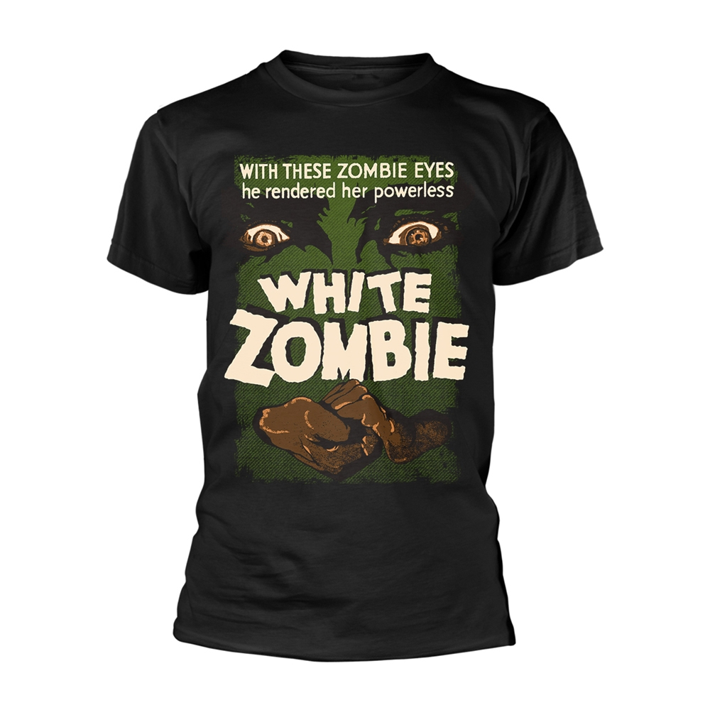 Plan 9 Movies - White Zombie - Poster (Black)
