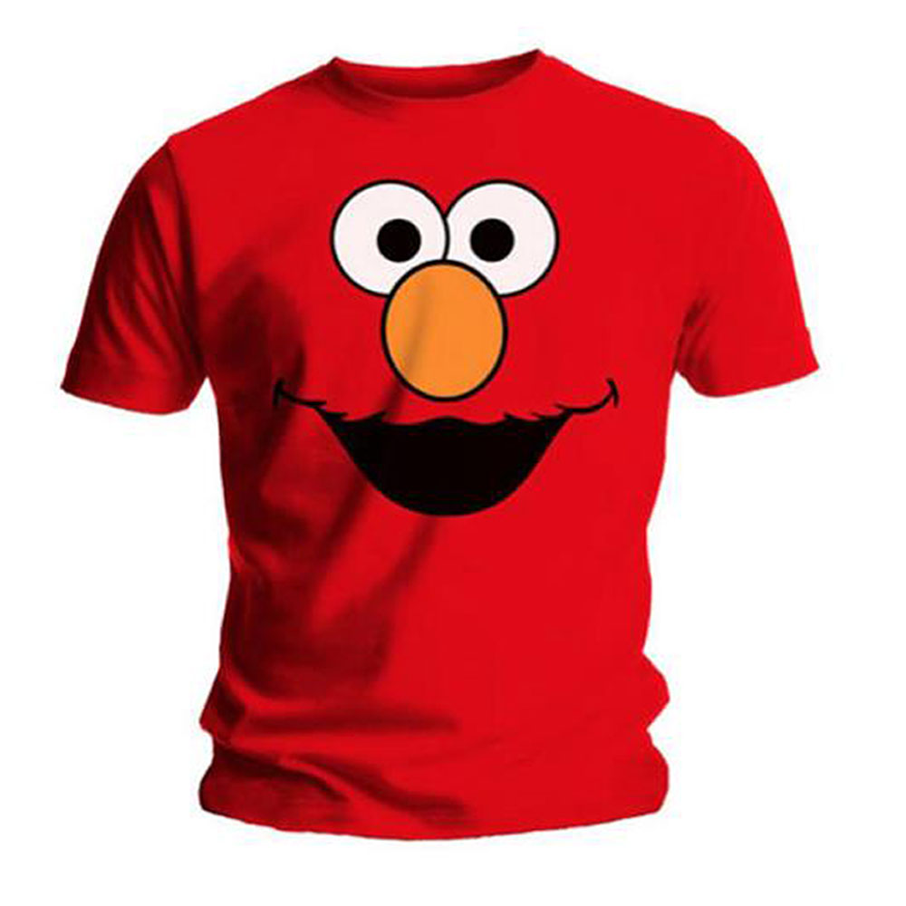 Sesame Street - Elmos Face Red