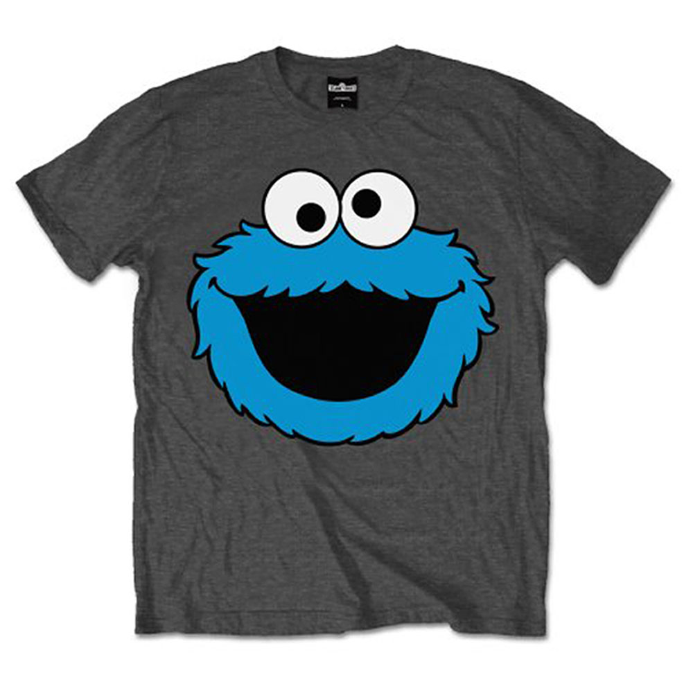 Sesame Street - Cookie Head Grey