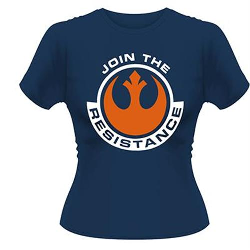 Star Wars - Join The Resistance (Blue)