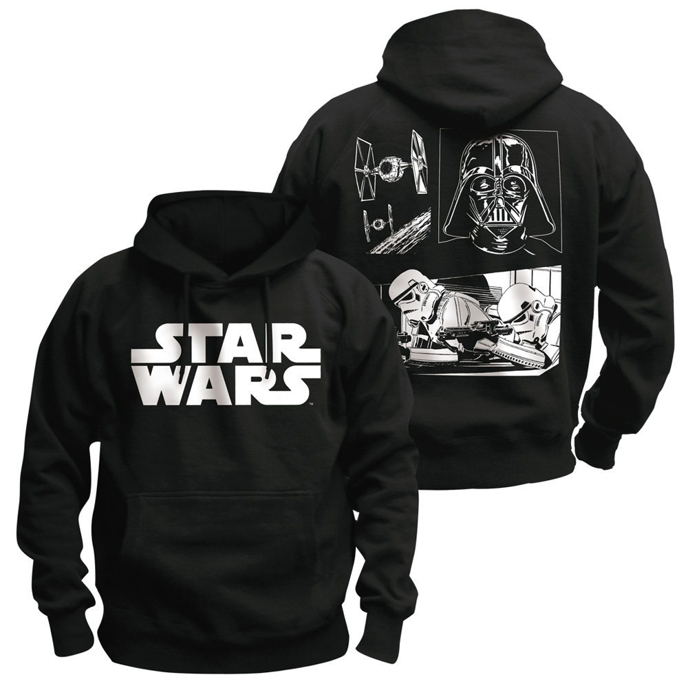 Star Wars - Imperial Forces (Black)