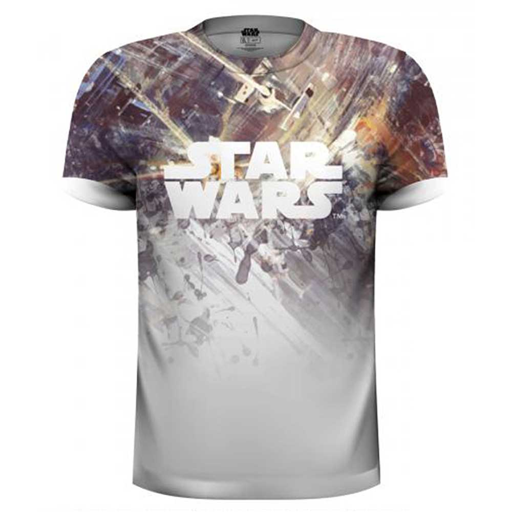 Star Wars - Dogfight (Sublimation Print)