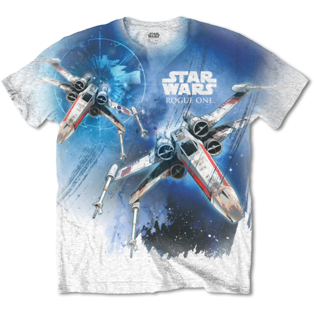 Star Wars - Rogue One X-Wing (Sublimation Print)