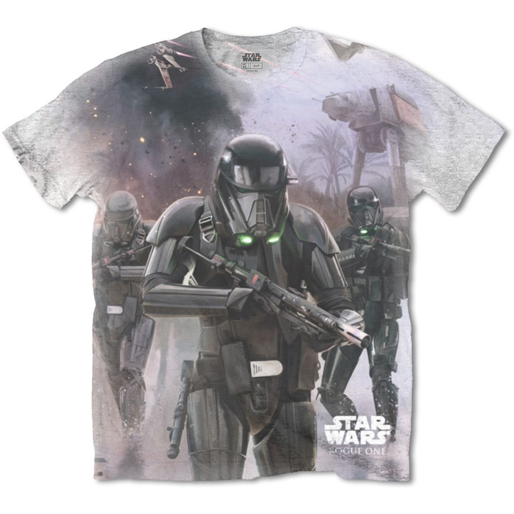 Star Wars - Rogue One Death Trooper (Sublimation Print)