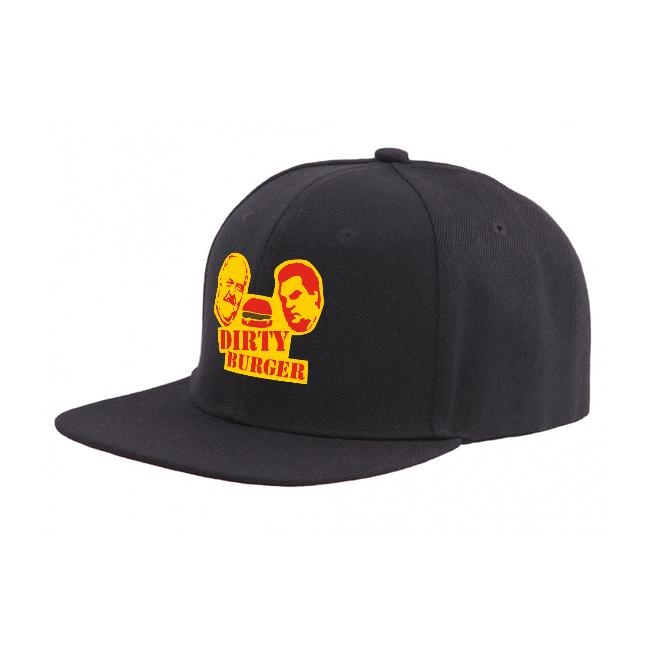 94155308cca Trailer Park Boys - Dirty Burger · Snapback Cap