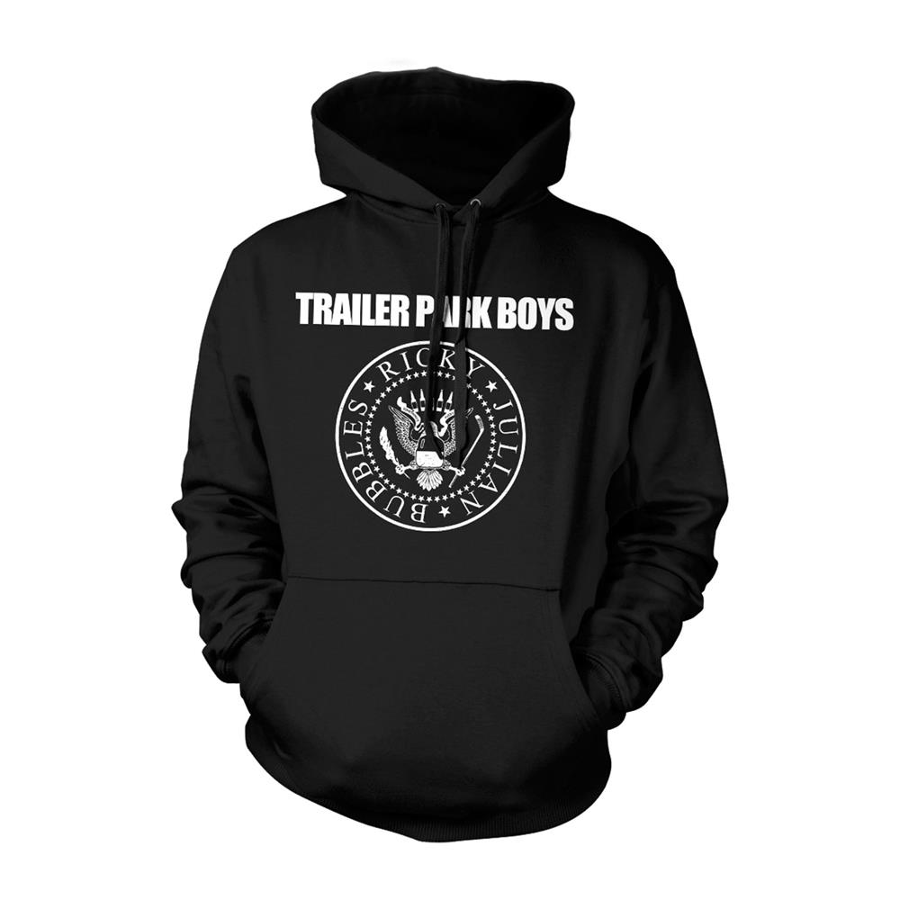 Trailer Park Boys - TPB Crest (Black)