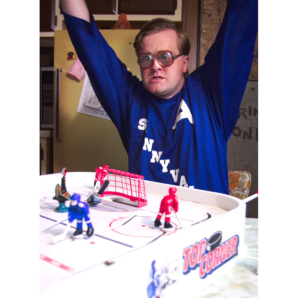 Trailer Park Boys - Bubbles Hockey (Royal Blue)