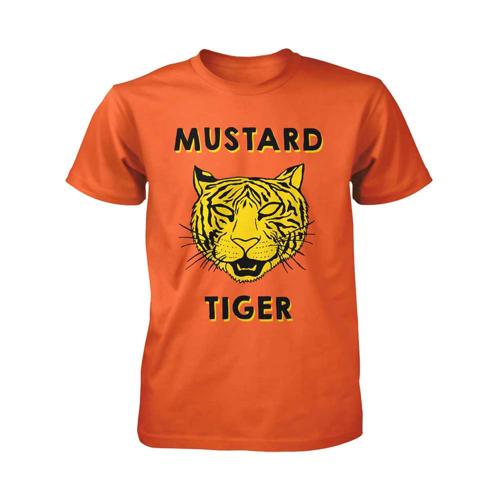 Trailer Park Boys - Mustard Tiger (Orange)