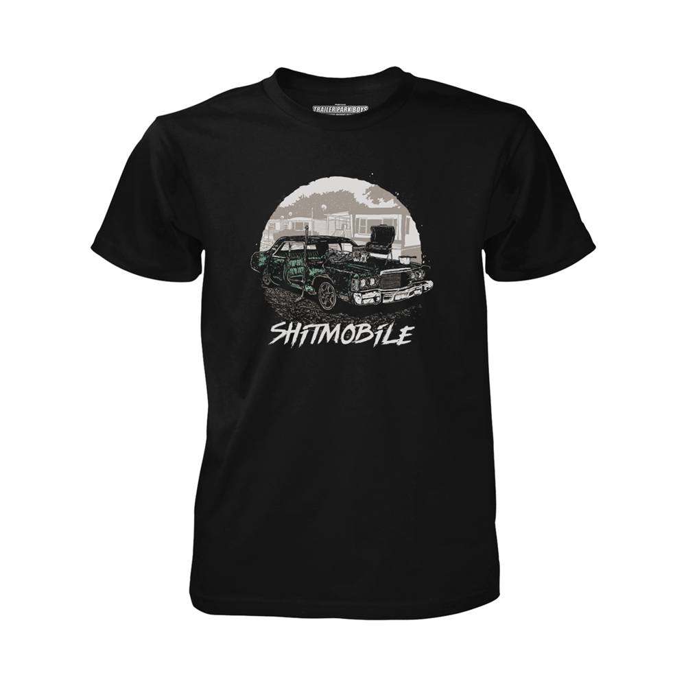 Trailer Park Boys - Shitmobile (Black)