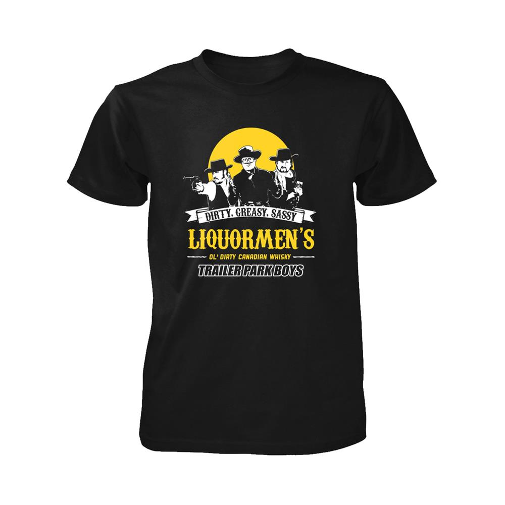 Trailer Park Boys - Liquormen's (Black)