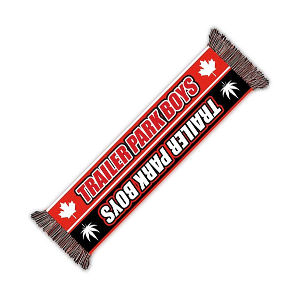 Trailer Park Boys - Mapleleaf Red And Black Logo