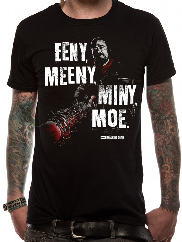 The Walking Dead - Eeny Meeny (Black)