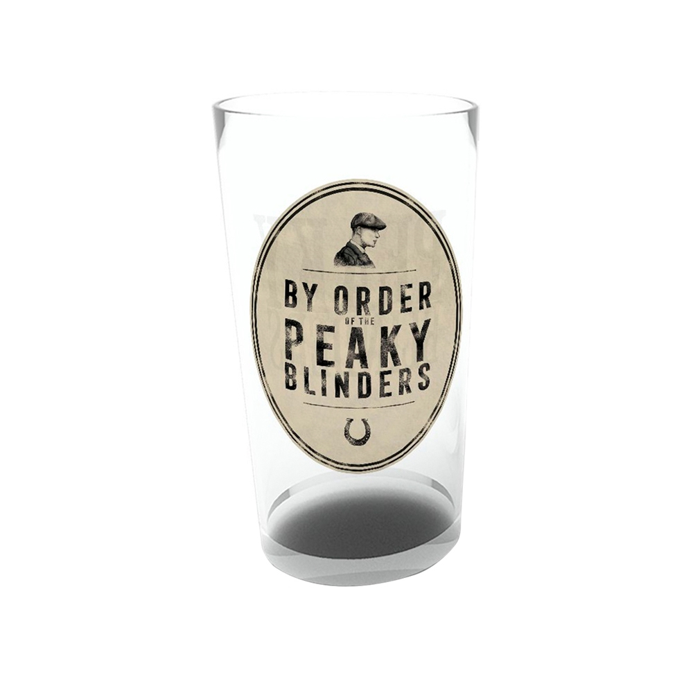 Peaky Blinders - Peaky Blinders By Order Of Circle Logo