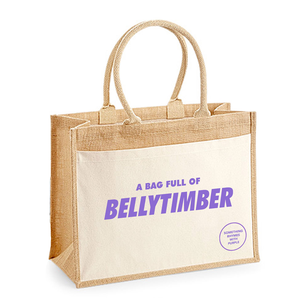 Something Rhymes with Purple - Bellytimber
