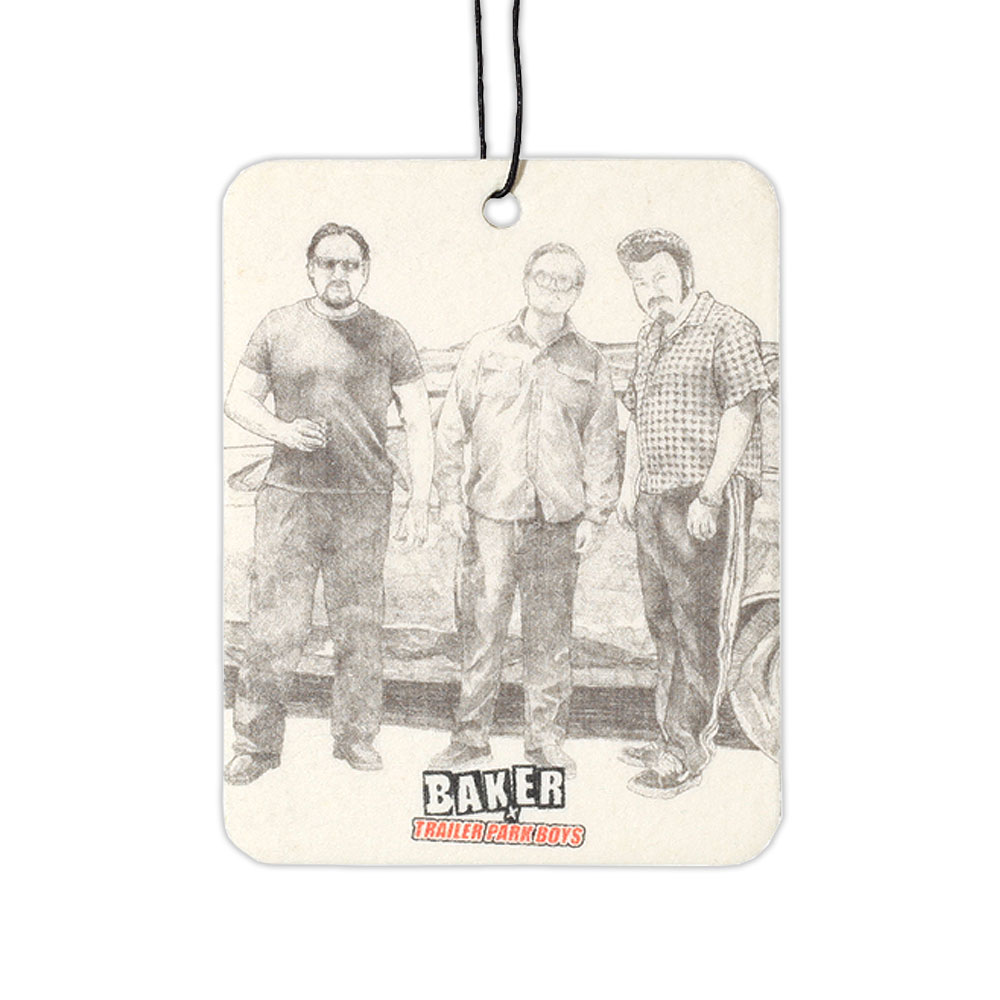 Trailer Park Boys - Baker Skateboards X Trailer Park Boys Air Freshener