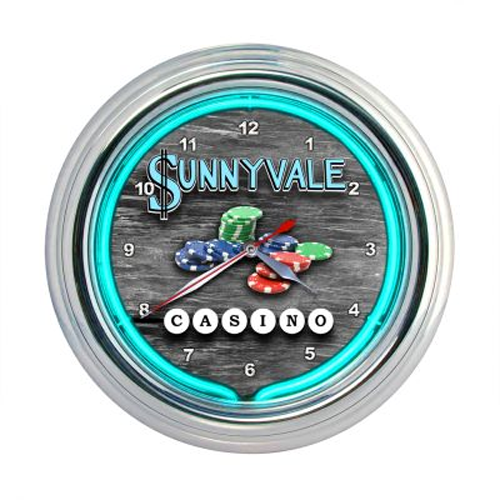 Trailer Park Boys - Sunnyvale Clock