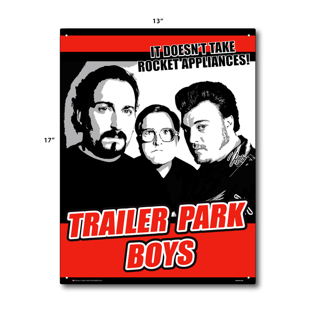 Trailer Park Boys - Rocket Appliances