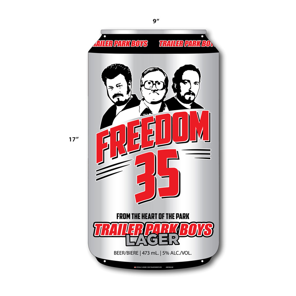 Trailer Park Boys - Freedom 35