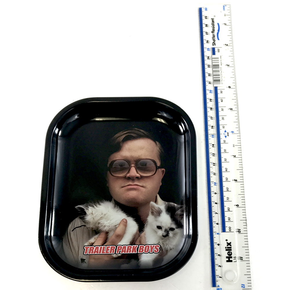 Trailer Park Boys - TPB 'Bubbles Kitty' Rolling Tray (Small)