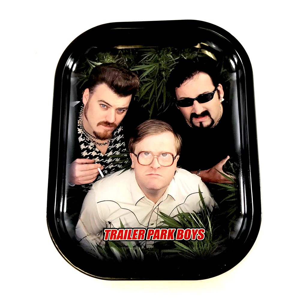 Trailer Park Boys - TPB 'Bundled' Rolling Tray (Small)
