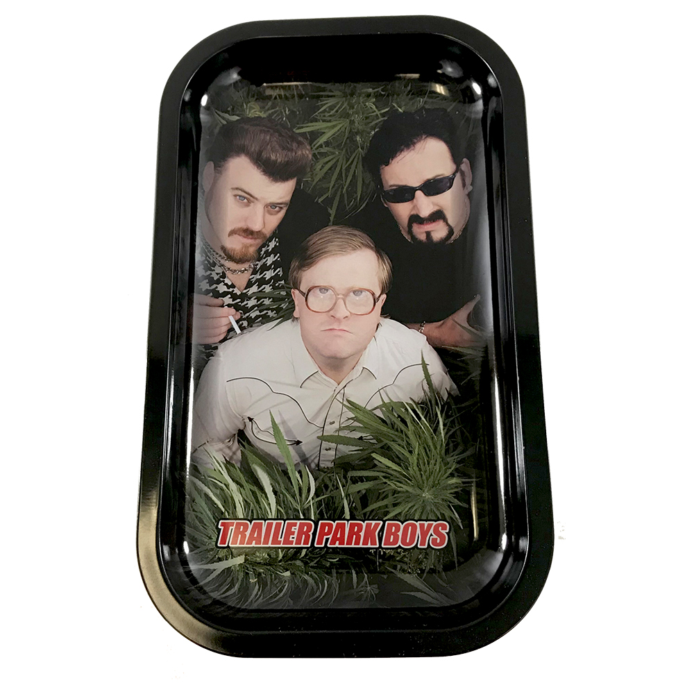 Trailer Park Boys - TPB 'Bundled' Rolling Tray (Medium)