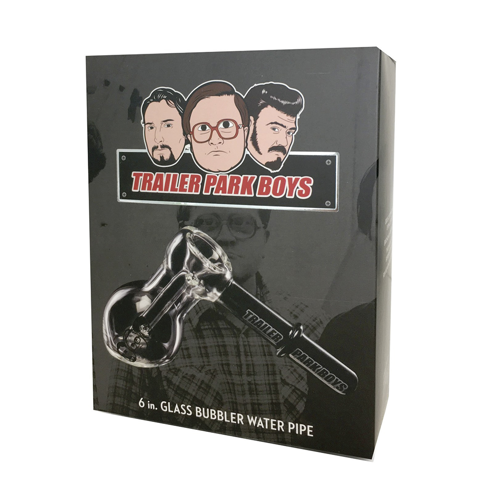 Trailer Park Boys - TPB Bubbler - Black