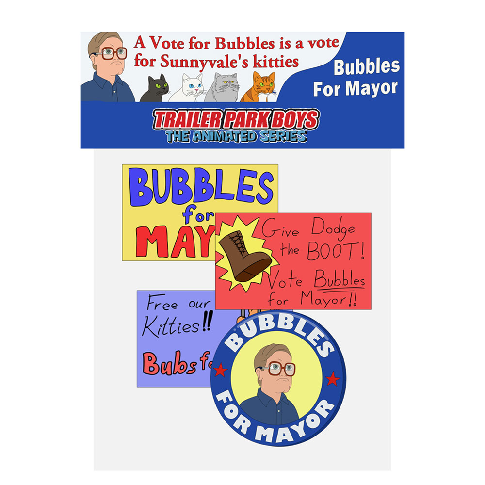 Trailer Park Boys - Bubbles For Mayor