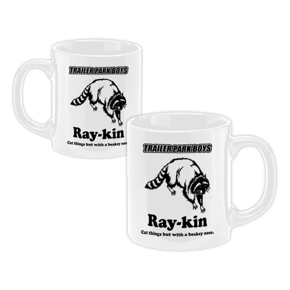 Trailer Park Boys - Ray-Kin (White)