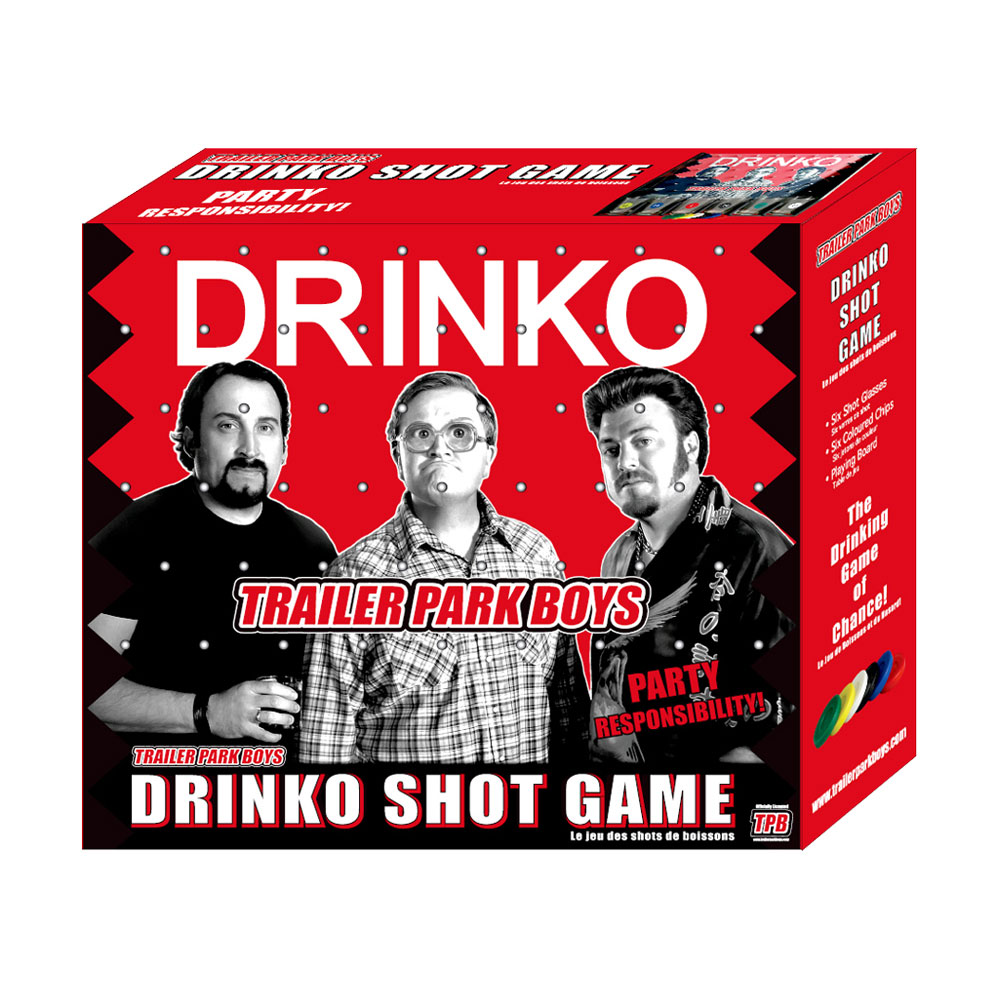 Trailer Park Boys - Drinko