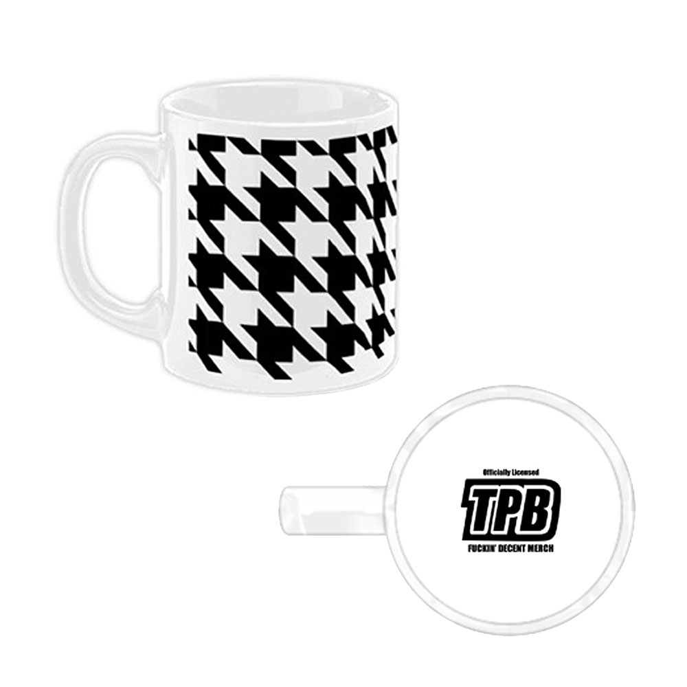 Trailer Park Boys - Houndstooth White Mug