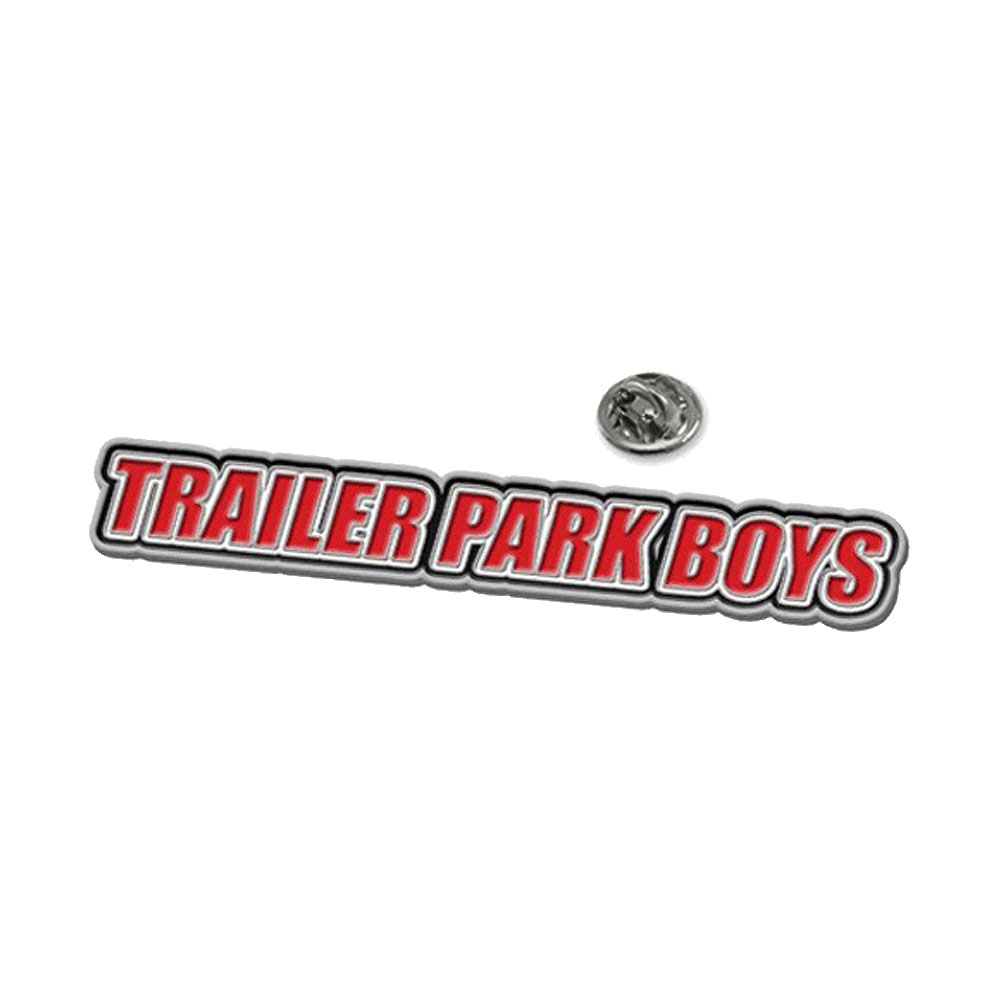 Trailer Park Boys - TPB Logo Enamel Badge