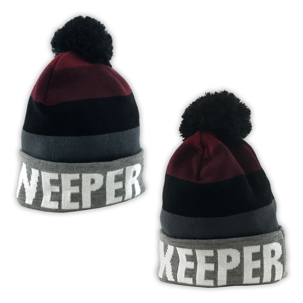 Football Manager - Sweeper Keeper Bobble Hat