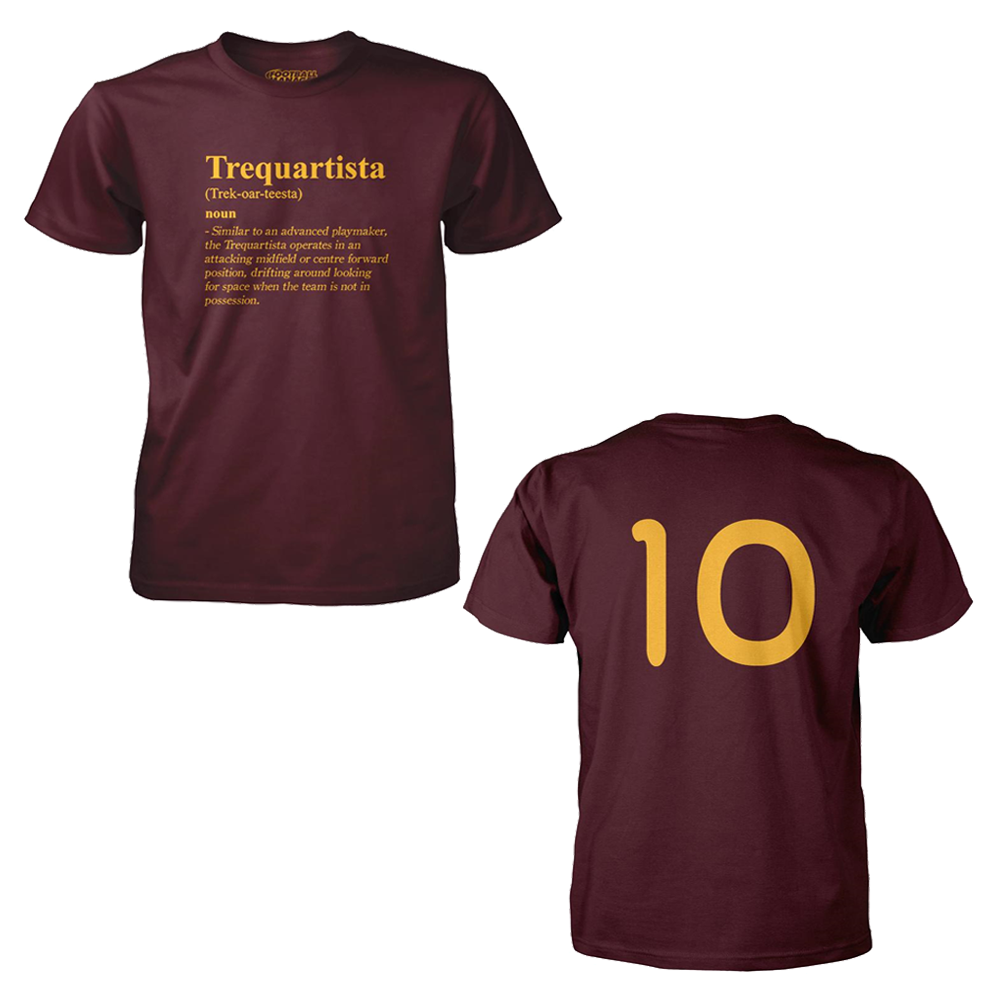 Football Manager - Trequartista (Burgundy)
