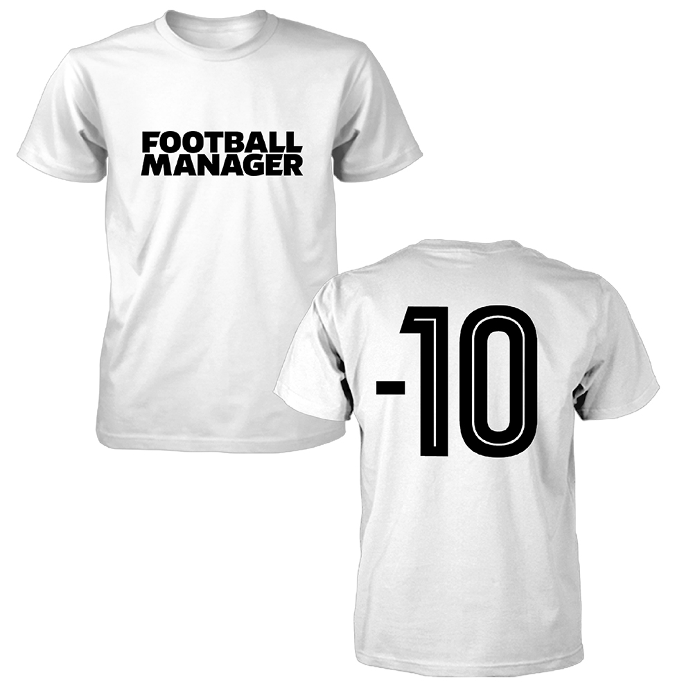 Football Manager - -10 (White)
