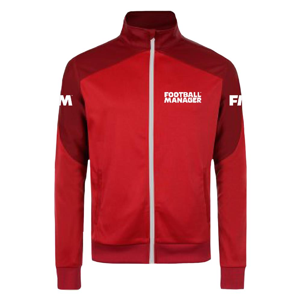 Football Manager - Tracksuit Jacket