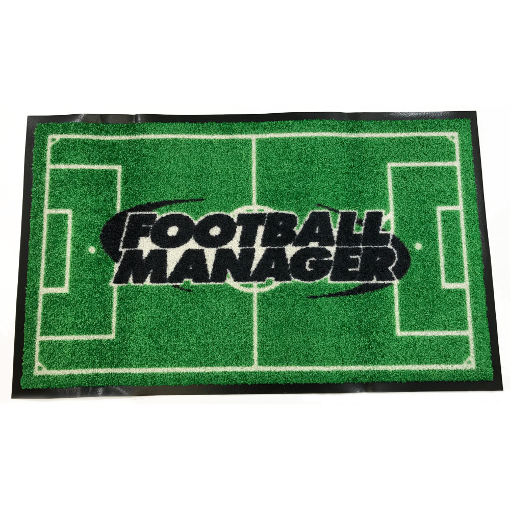Football Manager - Logo Doormat