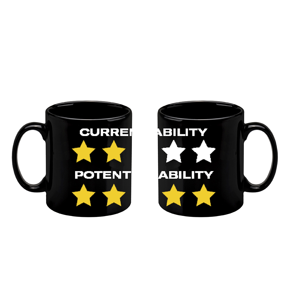 Football Manager - Ability (Black)