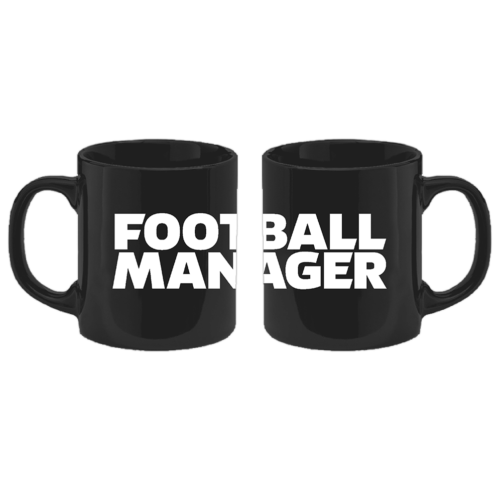 Football Manager - Logo (Mug)
